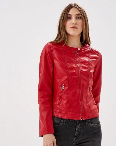Красная куртка весенняя Softy