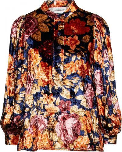 Bluzka zapinane na guziki Antik Batik