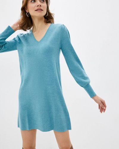 Платье - бирюзовое Rodier