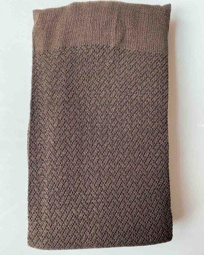 Колготки из полиамида - коричневые Accent