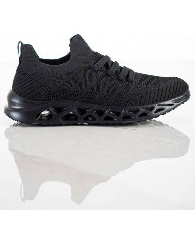 Czarne buty sportowe Mckeylor