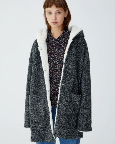 a39b7d3faf9b Женские пальто Pull&bear - купить в интернет-магазине - Shopsy