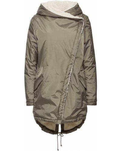 Зеленая куртка Bonprix