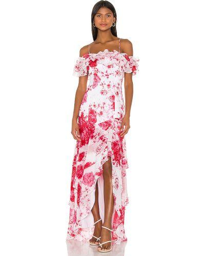 Beżowa sukienka na co dzień Keepsake