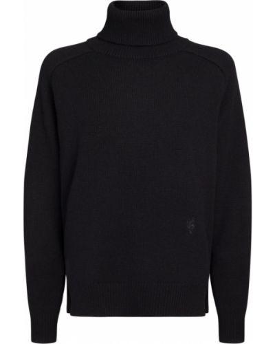 Czarny sweter Chloe