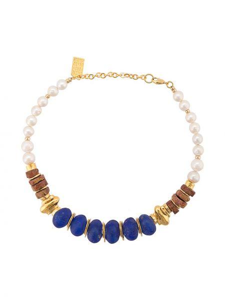 Ожерелье с жемчугом Lizzie Fortunato Jewels