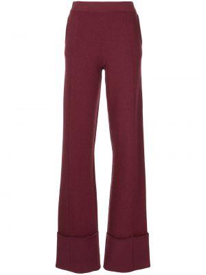 Spodnie bawełniane Altuzarra