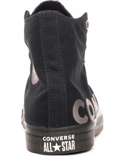 Кеды - черные Converse