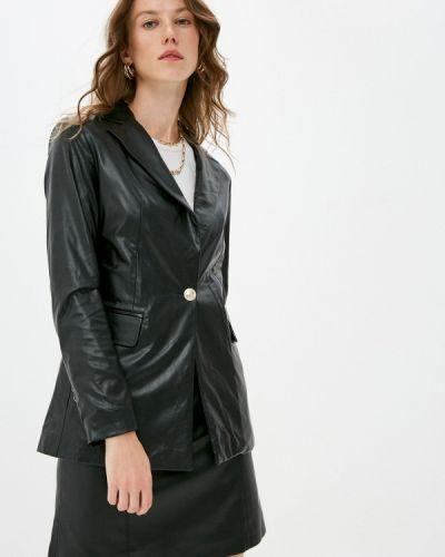 Пиджак - черный Lusio