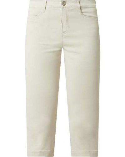 Beżowe spodnie bawełniane Brax