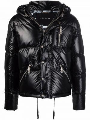 Черная куртка с карманами John Richmond