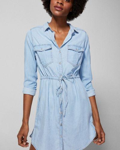 Джинсовое платье Springfield