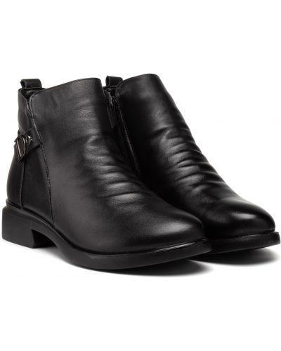 Ботинки - черные Meego Comfort
