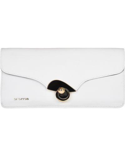 Белый клатч Cromia