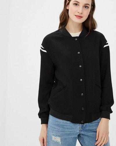 Куртка осенняя черная Art Love