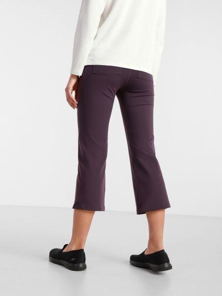Фиолетовые спортивные брюки Skechers