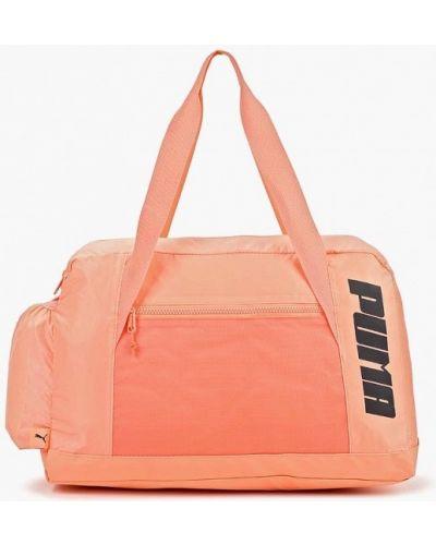 Спортивная сумка розовый 2019 Puma