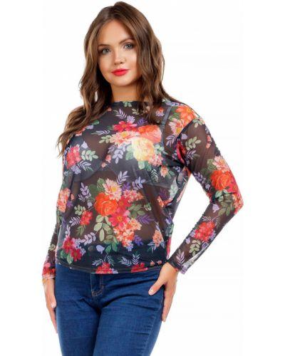 Блузка летучая мышь Liza Fashion