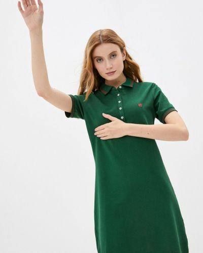 Зеленое платье Felix Hardy