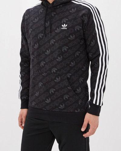 Толстовка черная Adidas Originals