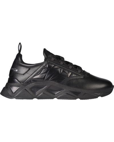 Черные кроссовки Frankie Morello