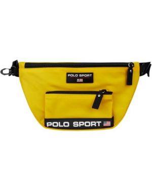 Sport torba z zamkiem błyskawicznym Polo Ralph Lauren