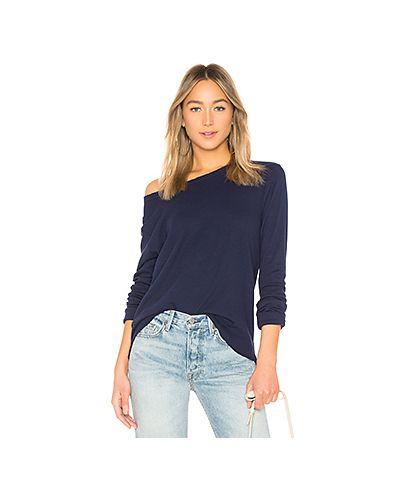 Синий свитер La Made