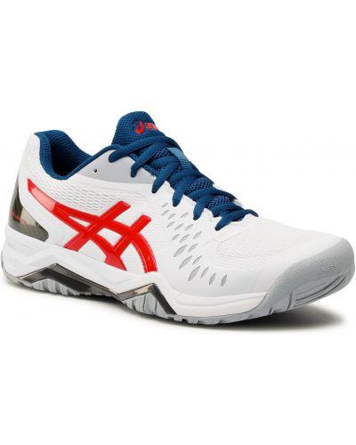 Klasyczne buty sportowe - białe Asics