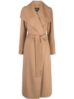 Шерстяное пальто Mackage