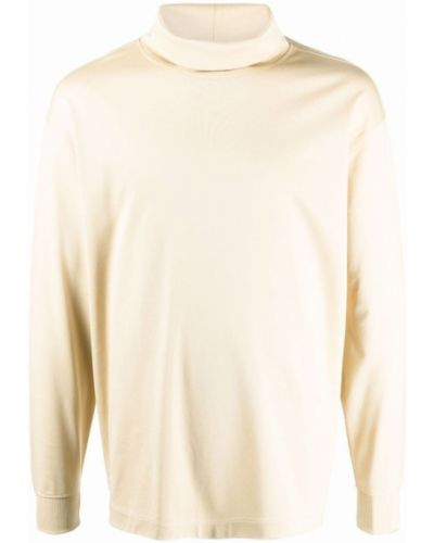 Beżowa bluza dresowa Lemaire