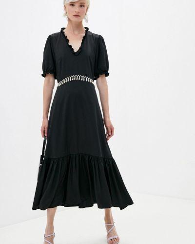 Вечернее черное вечернее платье Sister Jane