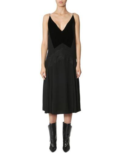 Spódnica bawełniana - biała Givenchy