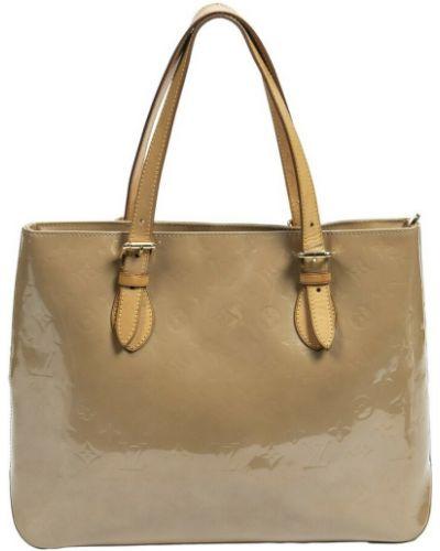 Beżowa torebka Louis Vuitton Vintage