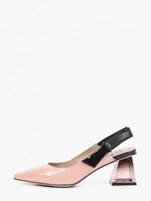 Розовые весенние туфли Graciana