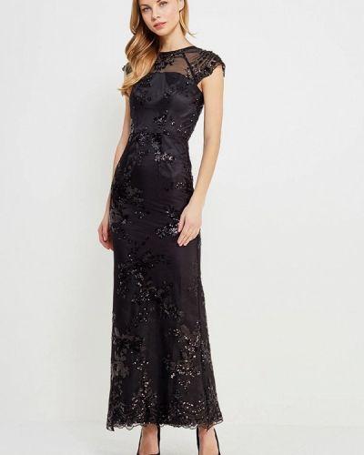 Черное платье Chi Chi London