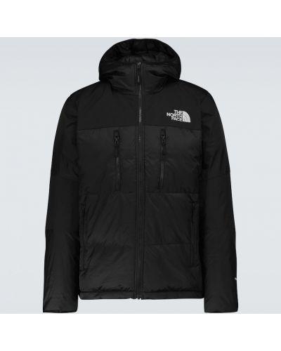 Пуховая куртка - черная The North Face