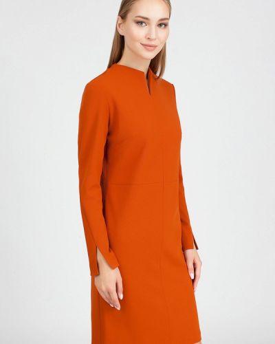 Платье - оранжевое Serginnetti