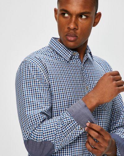 Рубашка с длинным рукавом в клетку с карманами Medicine