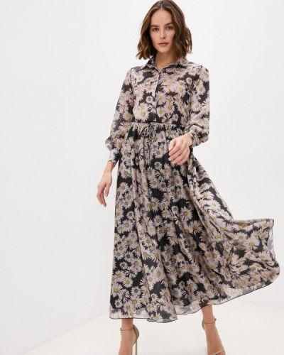 Повседневное повседневное платье Max&co