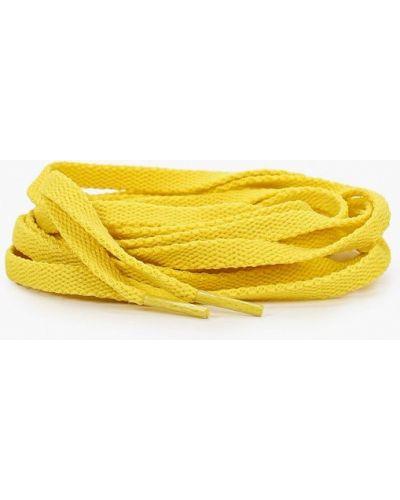 Желтые шнурки на шнурках Nothing But Love