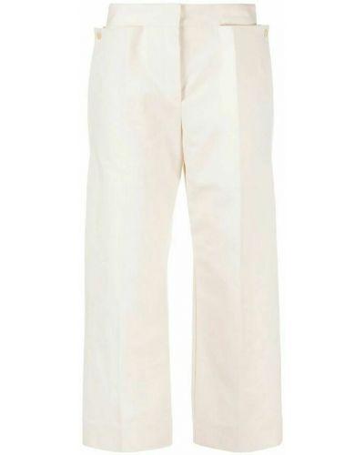 Spodnie - beżowe Jacquemus