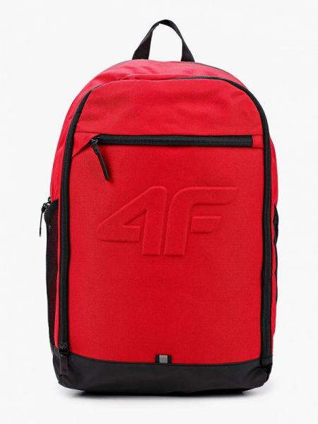 Рюкзак красный 4f