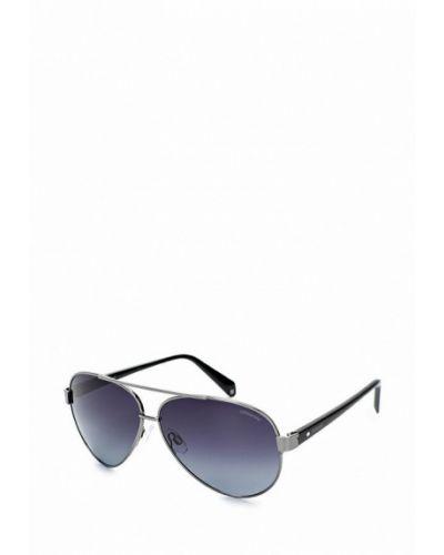Солнцезащитные очки авиаторы Polaroid