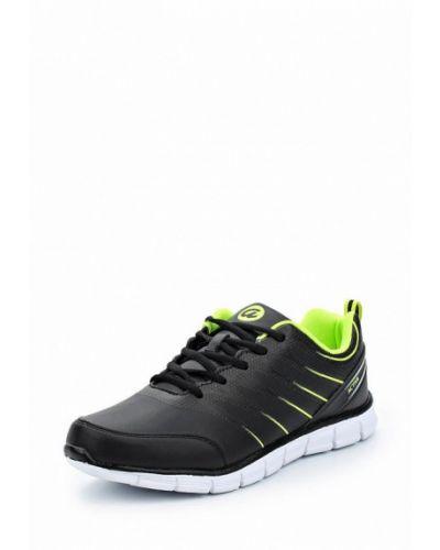 Черные кроссовки из искусственной кожи Zenden Active