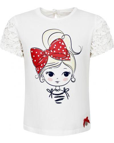 Хлопковая футболка Byblos
