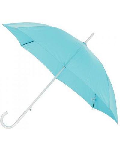 Зонт-трость синий Fabi