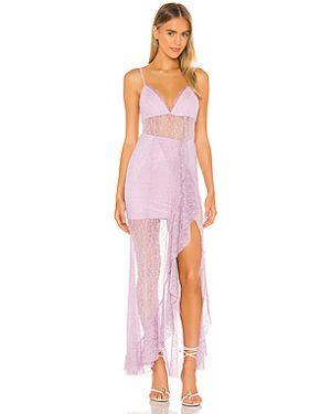 Вечернее платье на молнии с оборками Nbd