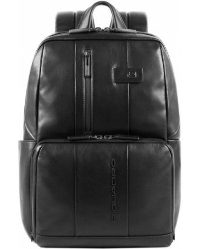 Рюкзак для ноутбука городской черный Piquadro