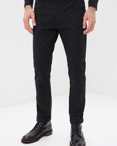Черные зауженные брюки Mezaguz