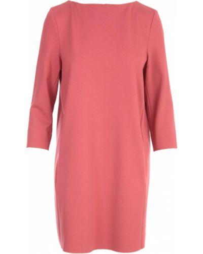 Różowa sukienka midi Liviana Conti